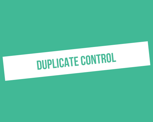 How does the duplicate check work with ProspectIn's Company Plan?