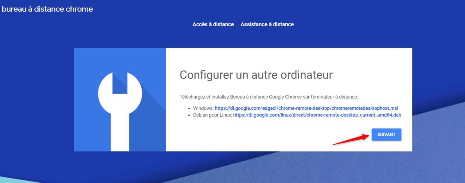 configure other computer