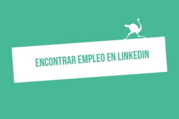 como encontrar empleo en LinkedIn