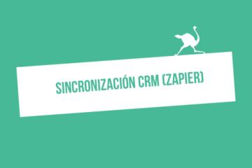 ¿Cómo utilizar la sincronización de tu CRM (Zapier) con ProspectIn?