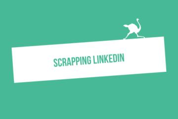 como hacer scrapping en LinkedIn